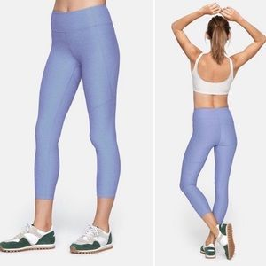 NWT Outdoor Voices 3/4 Warmup Leggings size Small